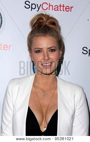 LOS ANGELES - JUN 30:  Ariana Madix at the SpyChatter Launch Event at the The Argyle on June 30, 2015 in Los Angeles, CA