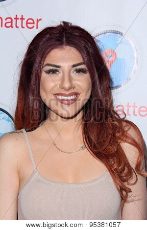 LOS ANGELES - JUN 30:  Alexa Ferr at the SpyChatter Launch Event at the The Argyle on June 30, 2015 in Los Angeles, CA