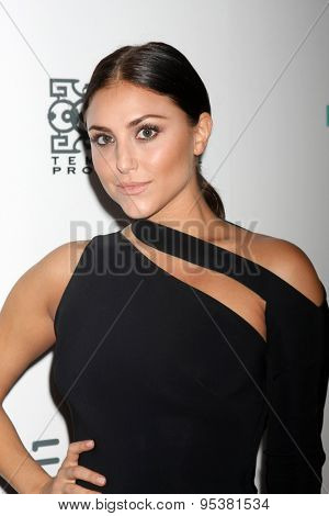 LOS ANGELES - JUN 30:  Cassie Scerbo at the 6th Annual Thirst Gala at the Beverly Hilton Hotel on June 30, 2015 in Beverly Hills, CA