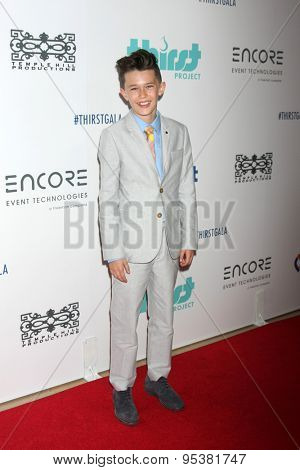 LOS ANGELES - JUN 30:  Nolan Gross at the 6th Annual Thirst Gala at the Beverly Hilton Hotel on June 30, 2015 in Beverly Hills, CA