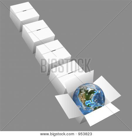 Ship The World