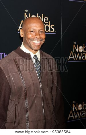 LOS ANGELES - FEB 27:  Kevin Eubanks at the Noble Awards at the Beverly Hilton Hotel on February 27, 2015 in Beverly Hills, CA