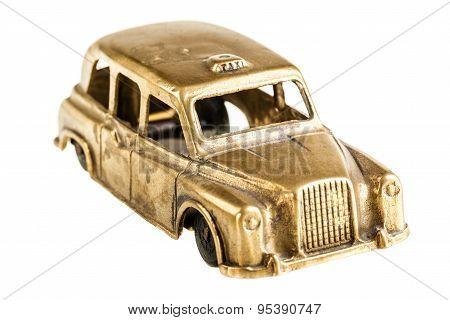 Retro Cab Toy