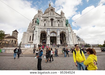 Sacred Heart Church Paris