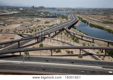 Red Mountain Interchange