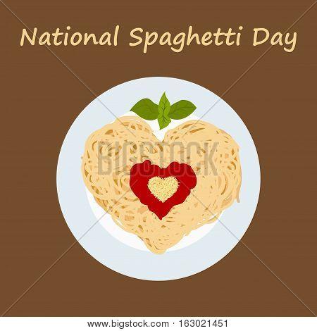 National Spaghetti Day