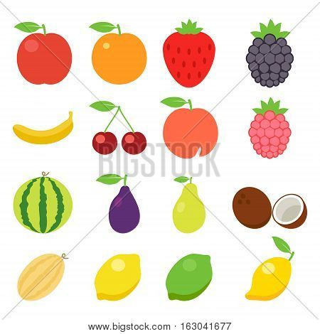 Fruits icons. Fruits icons art. Fruits icons web. Fruits icons new. Fruits icons www. Fruits icons app. Fruits icons big. Fruits set. Fruits set art. Fruits set web. Fruits set new. Fruits set www. Vector Illustration