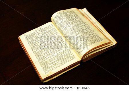 Bibel.