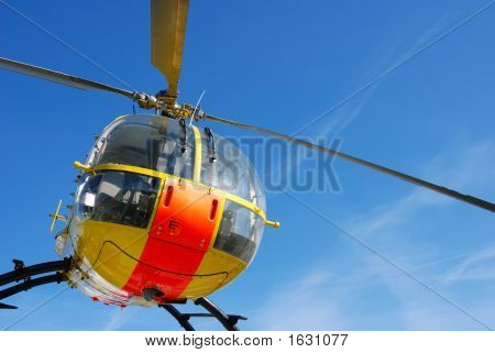 Rescue Helicopter1