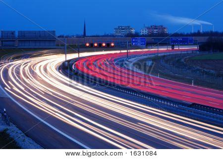 Blue Hour At Munich