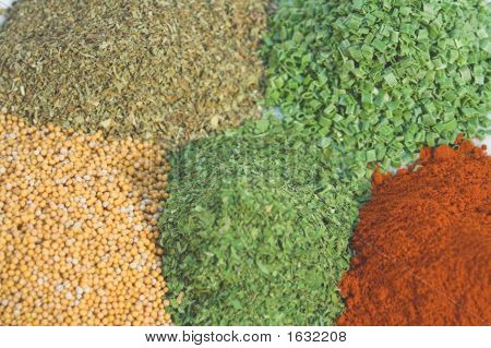 Herbs Spices And Seeds 2