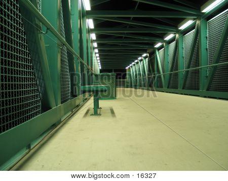 Lit Walkway