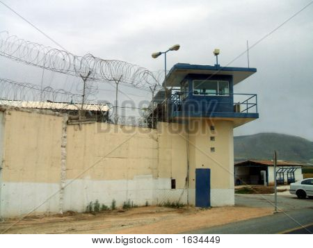 Border Watch Tower For Soldiers