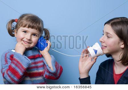 Mug telephone