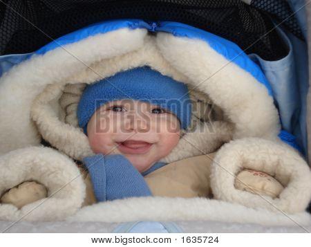 Smilining Baby