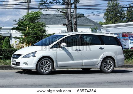 Private Car, Mitsubishi Space Wagon