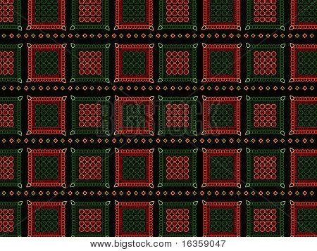 Henna tiled backgrounds