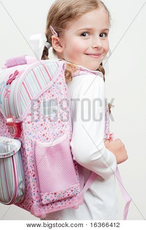 First day at school