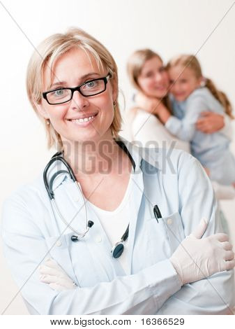 Pediatra amigável