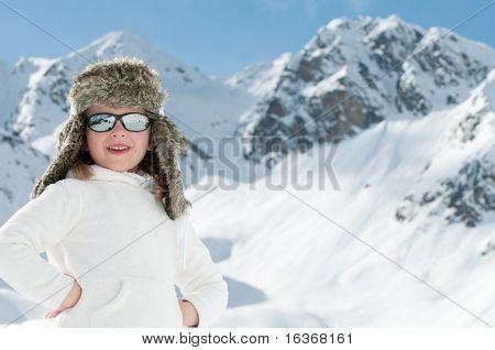 Happy winter vacation