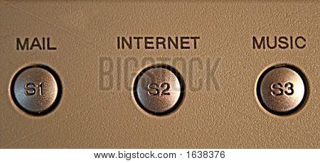 Mail, Internet, Music