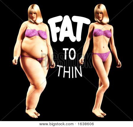 Fat To Thin