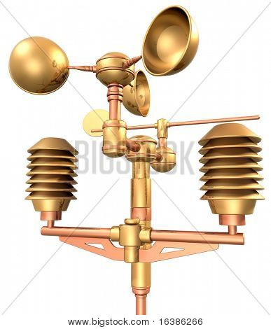 gold anemometer