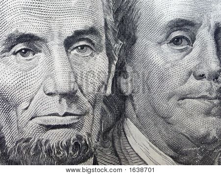 Abraham Lincoln And Benjamin Franklin