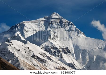 Monte Everest, face norte