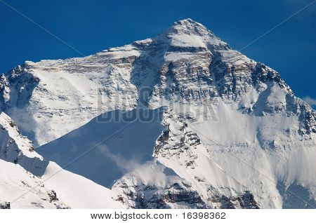 Mount Everest, Nordwand