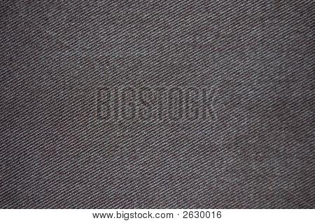 Schwarze Jeans Stoff Textur
