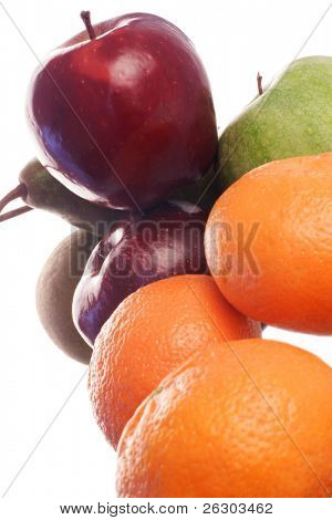 five a day fruits
