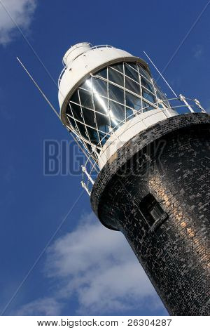 lighthouse, Spurn Point, England.