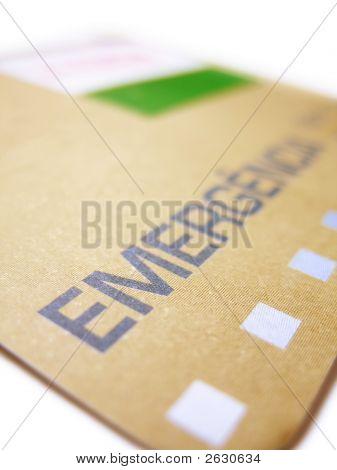 Emergencia - 1