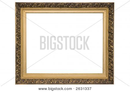 Frame W Clipping Path