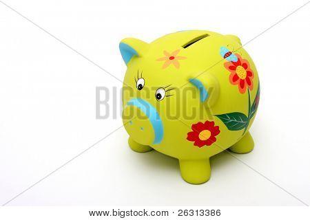 Piggybank verde