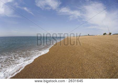 Chesil Beach Dorset