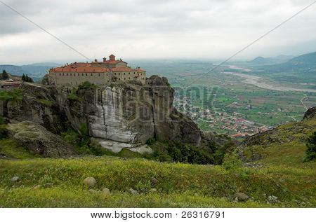Moni Agiou Stefanou, Meteora, Greece