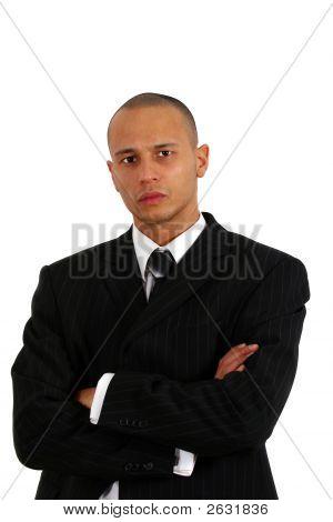 Strict Businessman