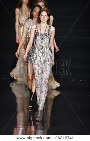 Jenny Packham Fall/winter 2011 Collection - Runway - New York Fashion Week