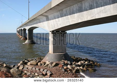Confederation Bridge Footings