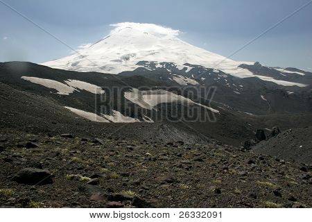 Elbrus, In The Form Of Stone Mushrooms