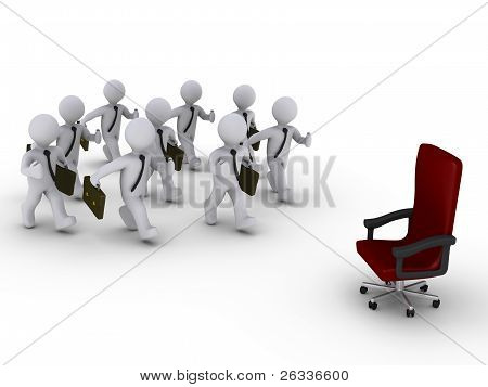 Many Employees For One Position