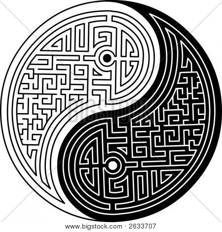 Yin-Yang-Maze.Eps