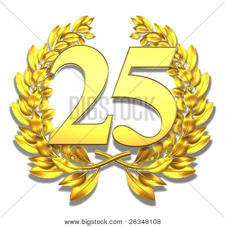 Number twenty-five