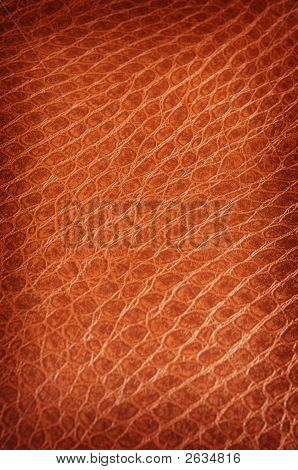 Light Brown Crackled Leather