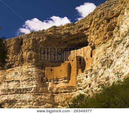Montezuma Castle, AZ, USA