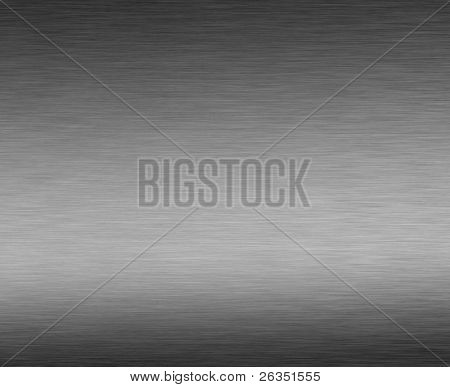 Brushed aluminum background effect
