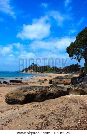 Narrowneck Beach, Devonport, Auckland