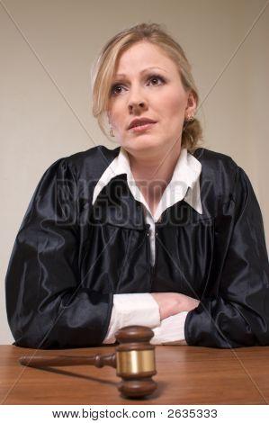 Juez de mujer